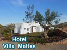 Hoteles en Cabo de Gata Almeria