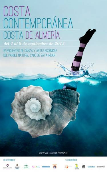 Cartel Costa Contemporánea IV Edición