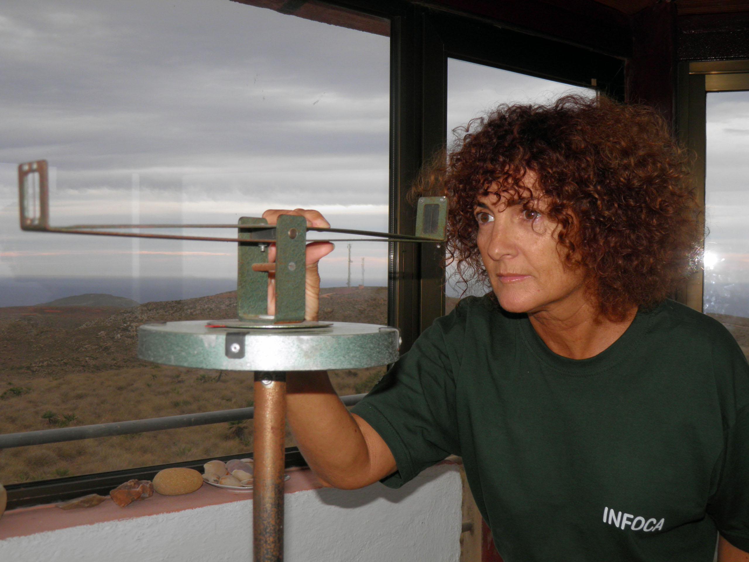 Vigilancia La Rellana PN Cabo de Gata Nijar