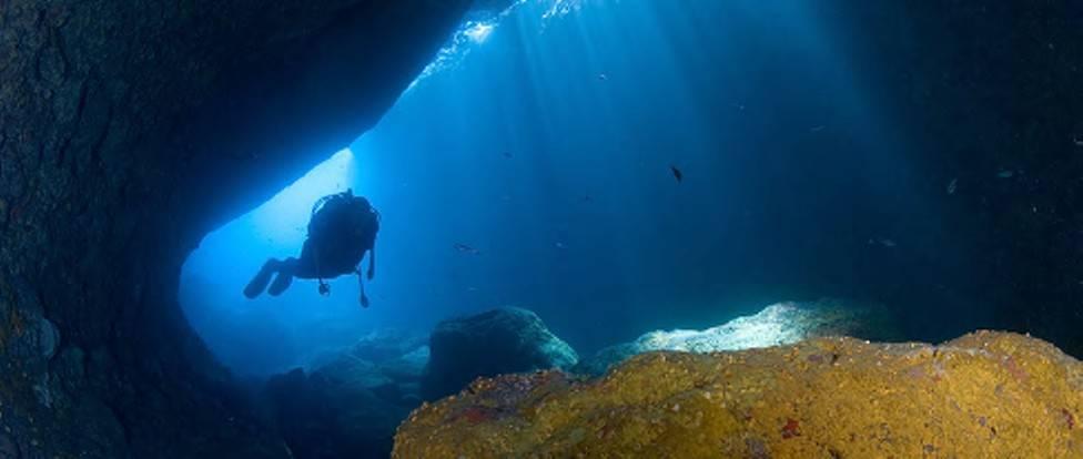 Georuta Submarina con Isub, Parque Natural Cabo de Gata Níjar