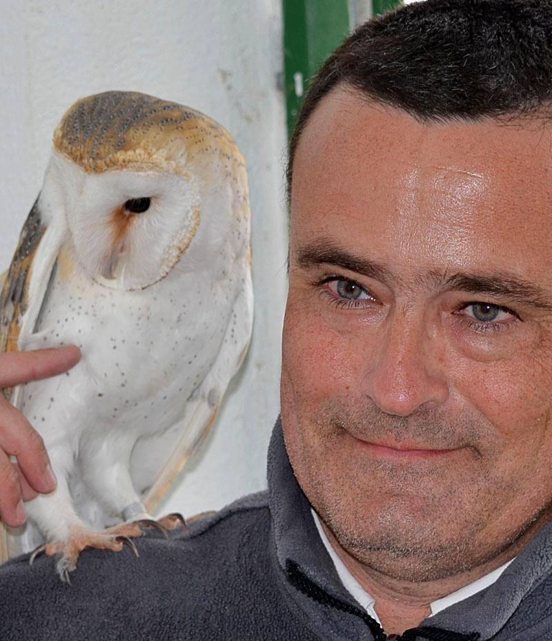 Jesus Contreras Ornitologçia Cabo de Gata