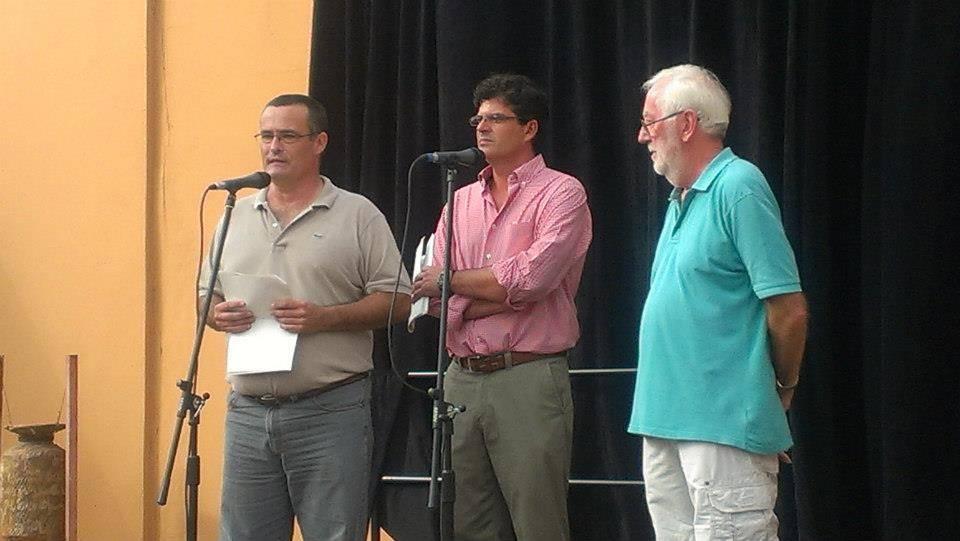 Jose Manuel Quero en Iberian Bird Festival