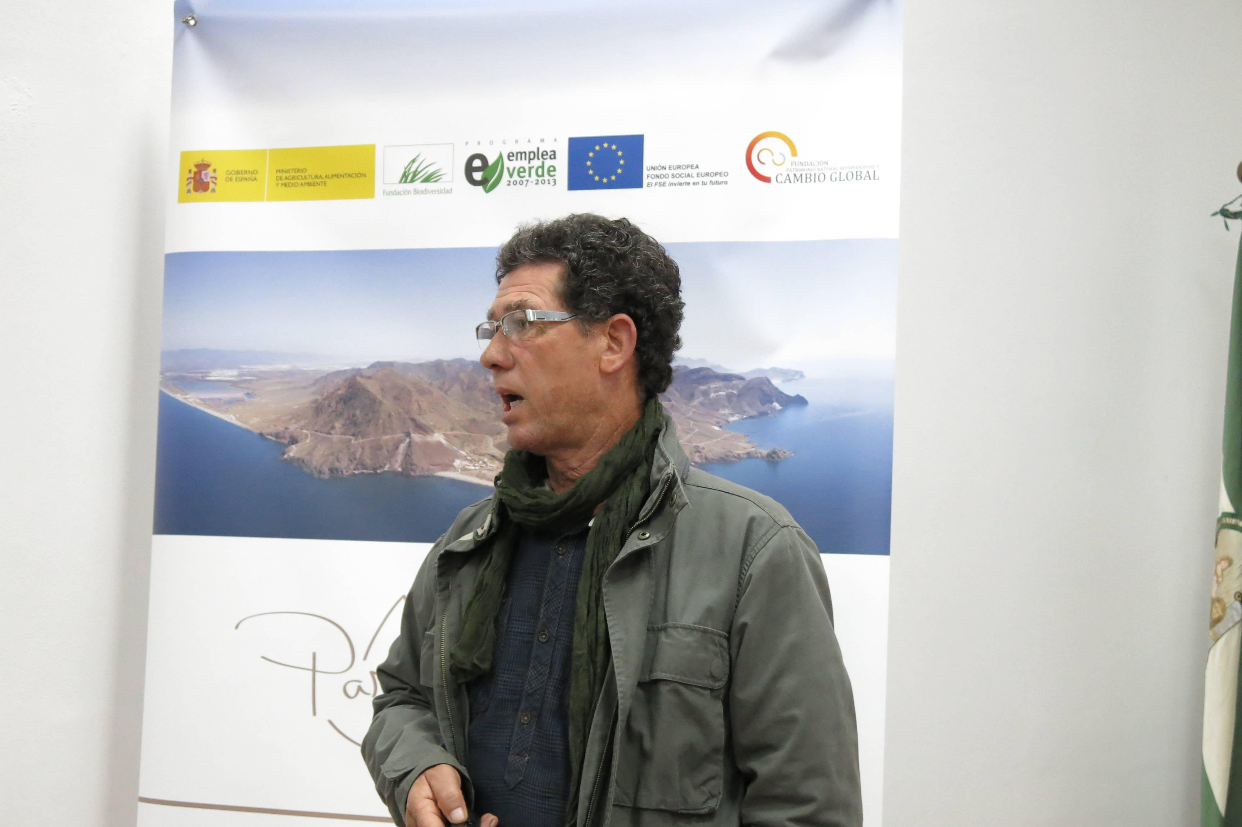Luis Rodriguez Rodriguez pescador de Cabo de Gata
