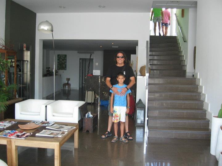 llegada hoteles mc san jose playa