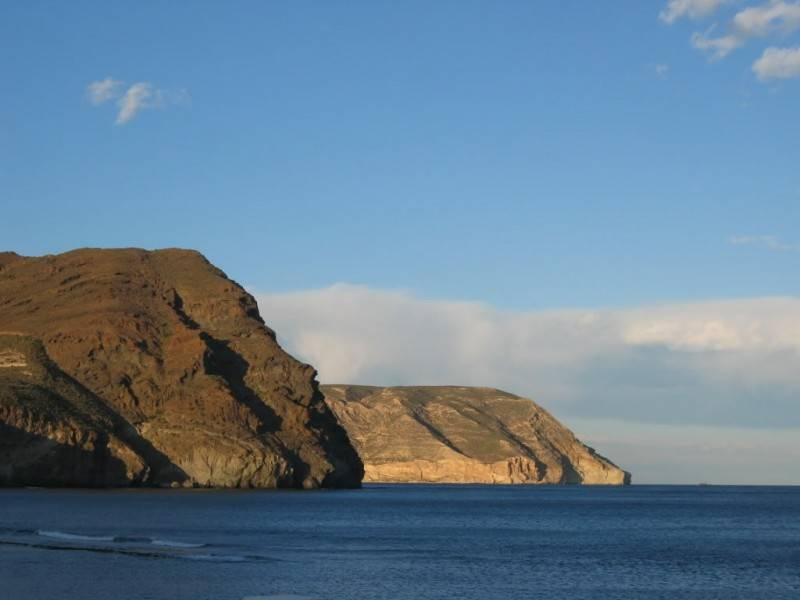 Cerro Negro, Las Negras,  PN Cabo de Gata Níjar
