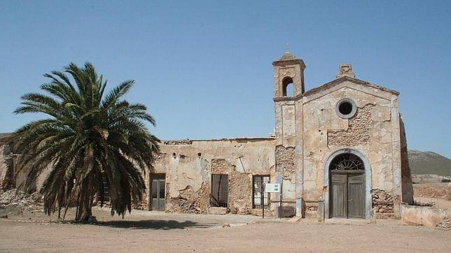 Cortjo del Fraile - Fachada Ermita