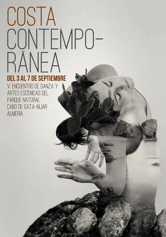 Cartel 2014 Costa Contemporánea