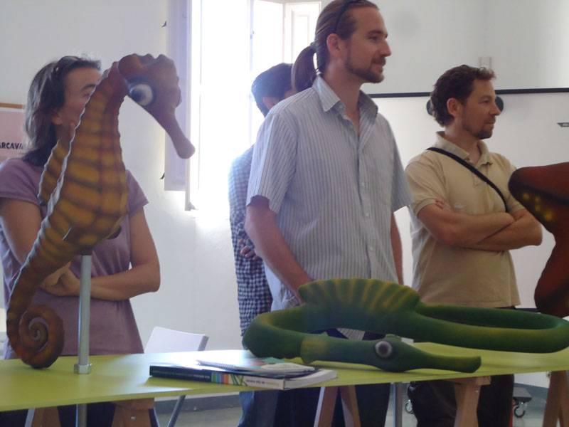 Expo Peques LIFE Posidonia PN Cabo de Gata Níjar
