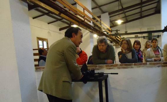 Visita fabrica de Cril Los Genoveses