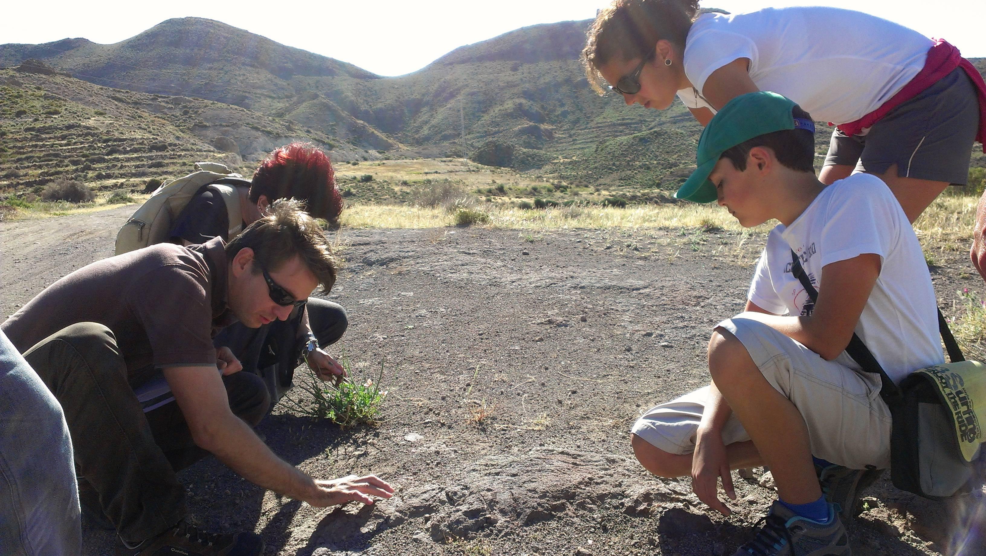 Semana Geoparques en el Parque Natural  Cabo de Gata Níjar