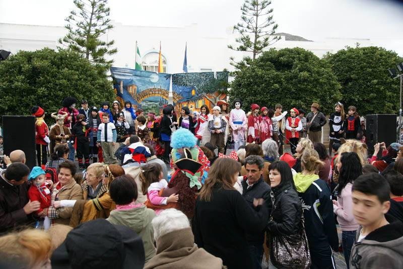 Carnaval en San José