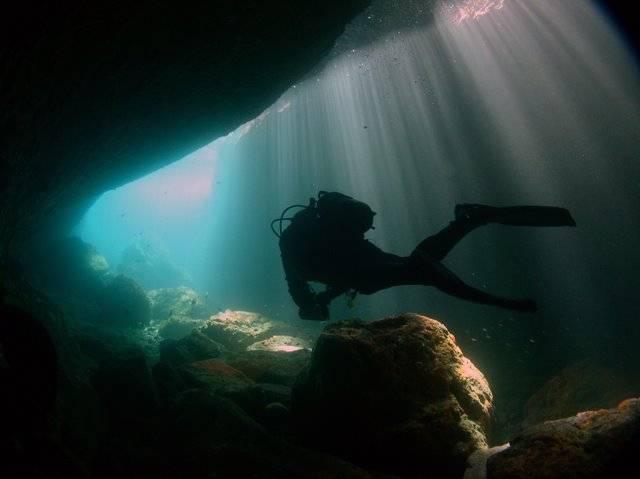 Georruta subacuática con Ramón Esteban del Centro de Buceo Isub PN Cabo de Gata Níjar