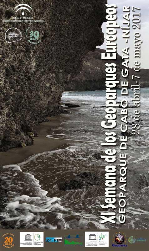 XI Semana GeoParque Cabo de Gata - Nijar