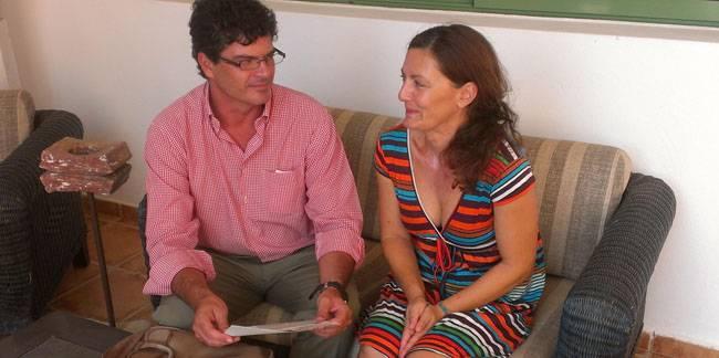 Jose Manuel Quero Director Parque Natural Cabo de Gata entrevistado por parquenatural.com