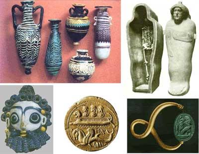Cultura Los Fenicios al Que Los Fenicios