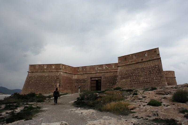 castillo de san felipe en los escullos