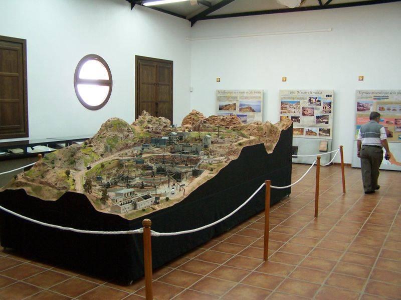 Nuevo Horario Ecomuseo Casa de los Volcanes ⋆ Blog de Cabo de Gata