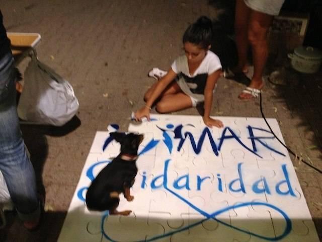 Mar Solidaridad Plaza de San José