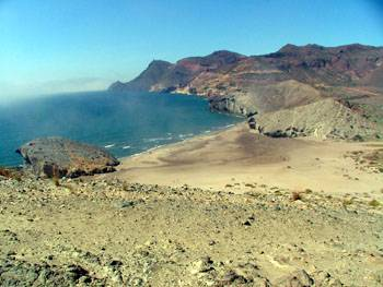 monsul hasta cabo de gata