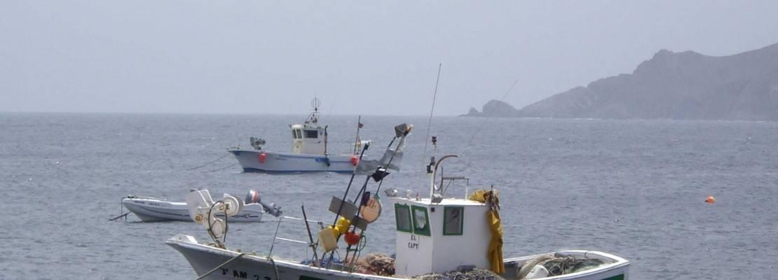 Pesca Artesanal PN Cabo de Gata Níjar