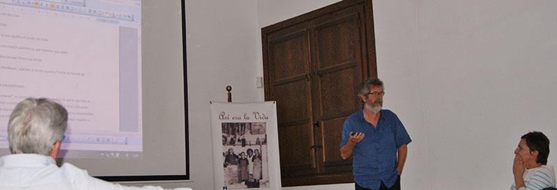 IX Semana Geoparques Europeos con Rodolfo Caparrós