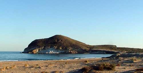 Morrón de Los Genoveses Parque Natural de Cabo de Gata