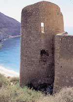 Torre Castillo Cala San Pedro Cabo de Gata