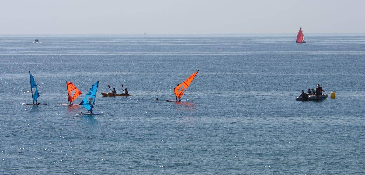 Wind Surf Escuela de Vela San José Cabo de Gata