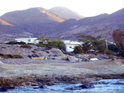 Refugio Mediterraneo Calahiguera en San José