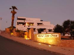 Hotel Cala Chica en Las Negras