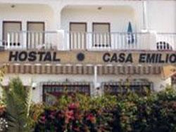 Hostal Casa Emilio en Los Escullos