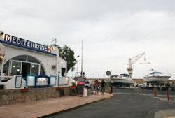 Restaurante Mediterranéo en San José