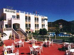 Hotel Agades Agadir en San José