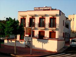 Hotel Apartamento CV en San José
