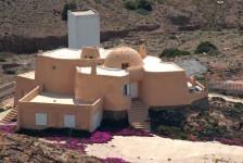 Casa de la Media Luna en Faro de Cabo de Gata