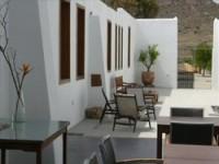 Hotel Los Patios en Rodalquilar