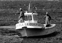 Restaurante La Ola en Isleta del Moro