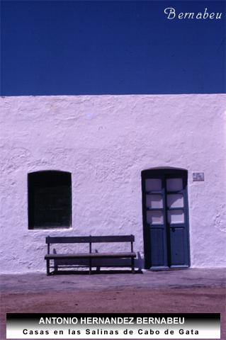 Casas en las Salinas de Cabo de Gata