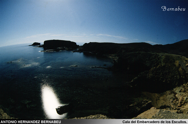 Cala Embarcadero Los Escullos Cabo de Gata