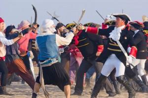 VII Desembarco Pirata