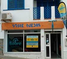 Nos hacemos eco de la apertura de 'Sobre Ruedas Tours & Renting' en San José.
