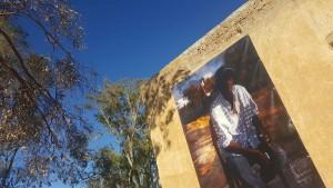 Rodalquilarte: arte en el desierto