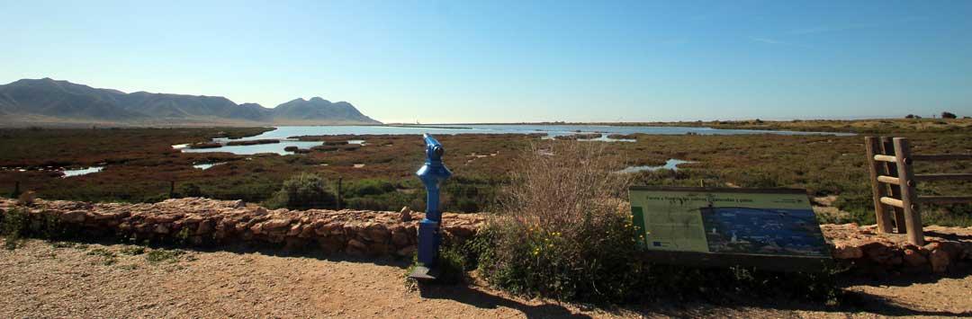 Salinas de Cabo de Gata Almadrava de Monteleva
