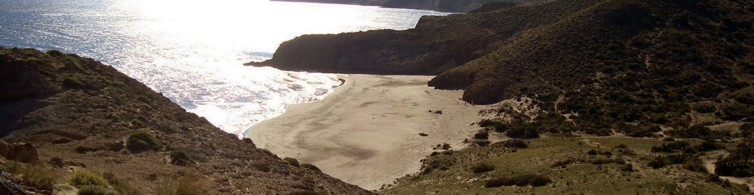 Plya del Barronal Cabo de Gata
