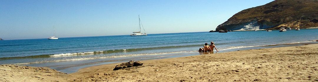 sol y mar en cabo de gata