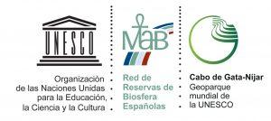 Reserva de la Biosfera, Geoparque por la Unesco, Parque Natural de Cabo de Gata -  Nijar Almeria