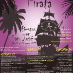 Desembarco Pirata 2019 San Jose 150x150