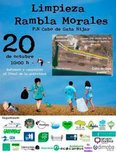 Limpieza Rambla Morales Cabo De Gata 229x300