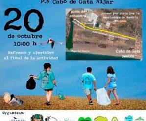 Limpieza Rambla Morales Cabo De Gata 298x248