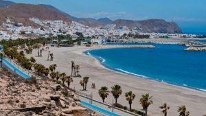 Pueblo Playa Carboneras Cabo De Gata Almeria 1 300x169